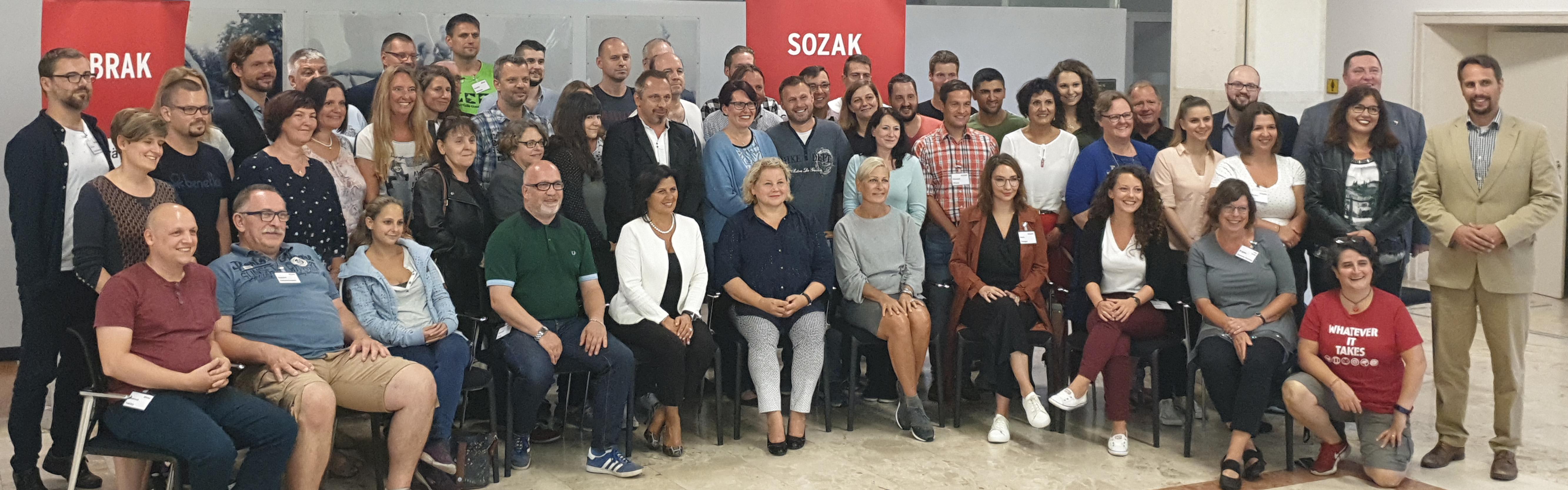 Eröffnung BRAK und SOZAK