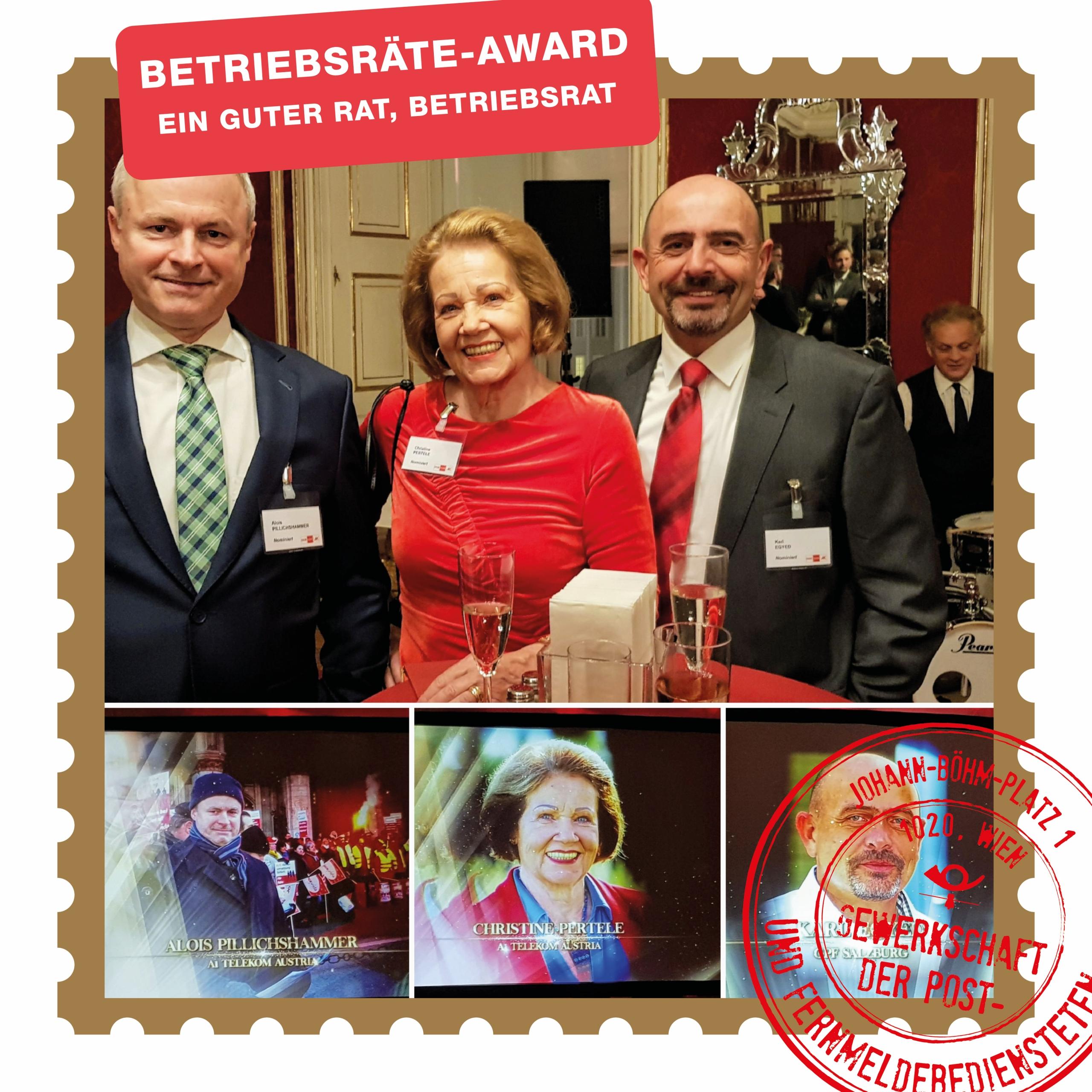 BetriebsrätInnen Award 2019_Beitragsbild