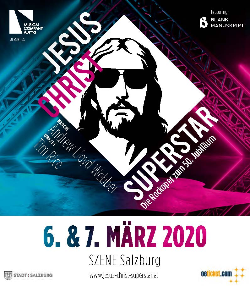 Jesus Christ Superstar Flyer_Seite_1