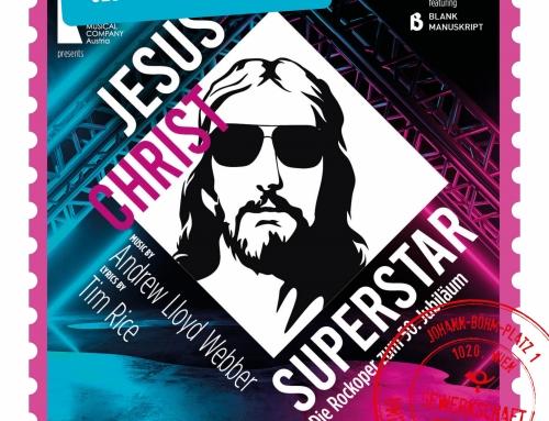 Jesus rockt Salzburg