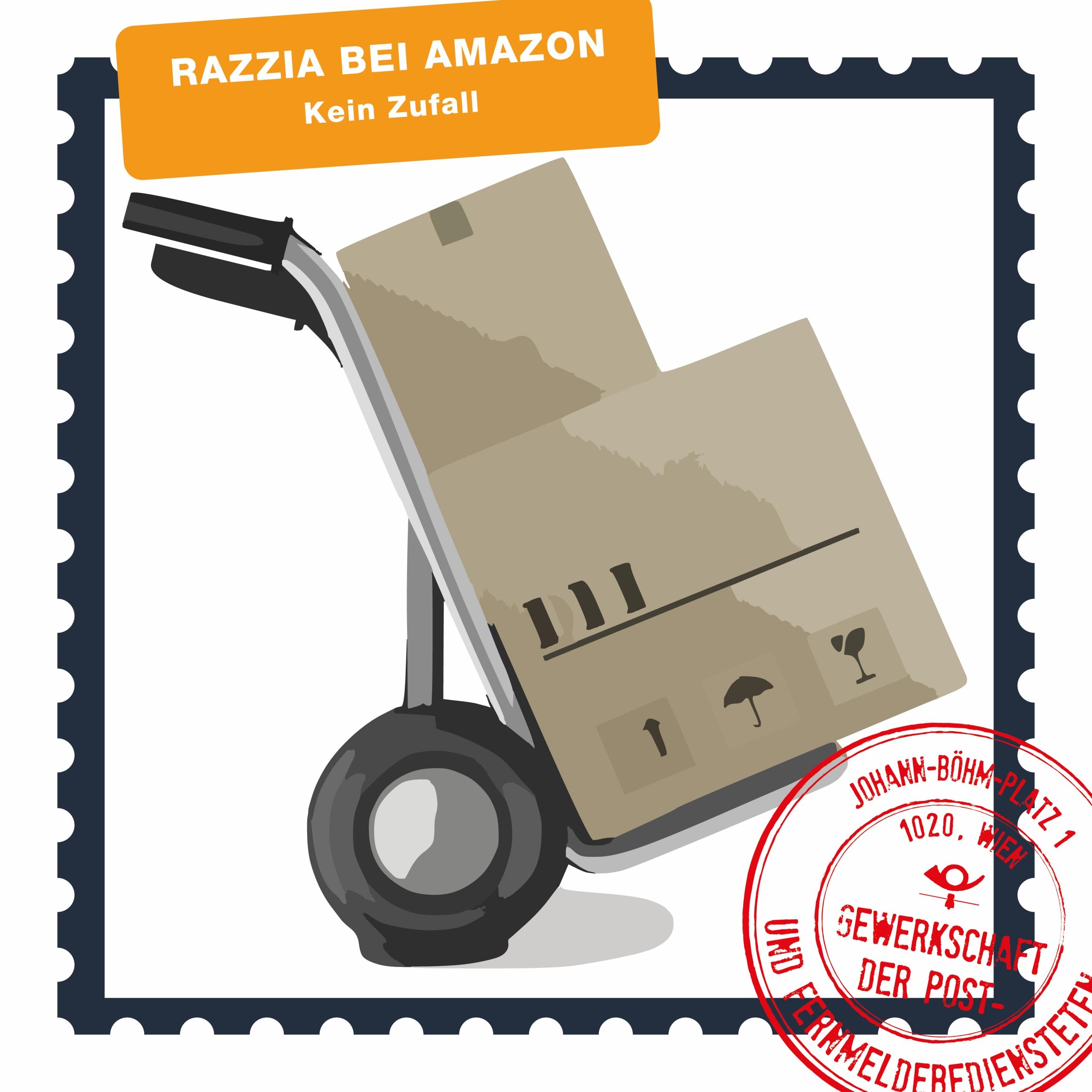 Razzia bei Amazon_Beitragsbild