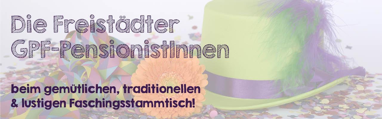 Faschingsstammtisch_Banner