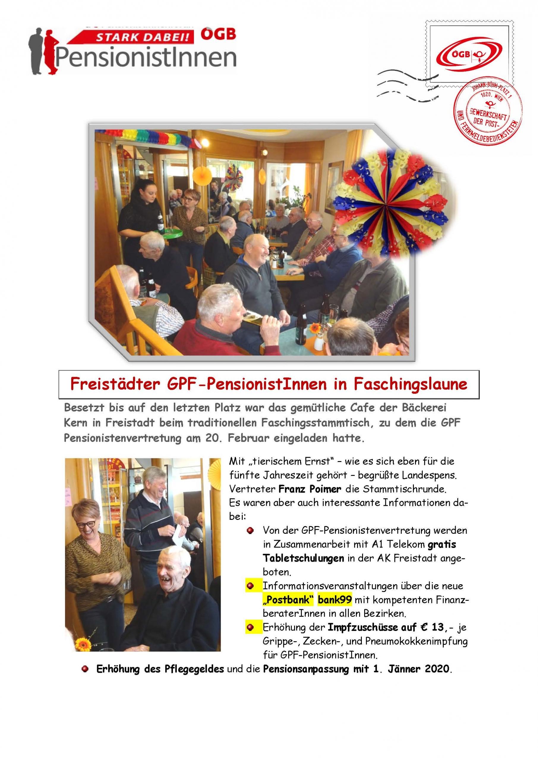 Freistadt; Faschingsstammtisch 2020_Seite_1