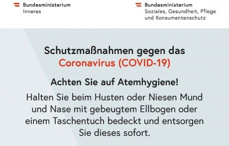 Schutzmaßnahmen gegen das Coronavirus - Atemhygiene_pdfUA