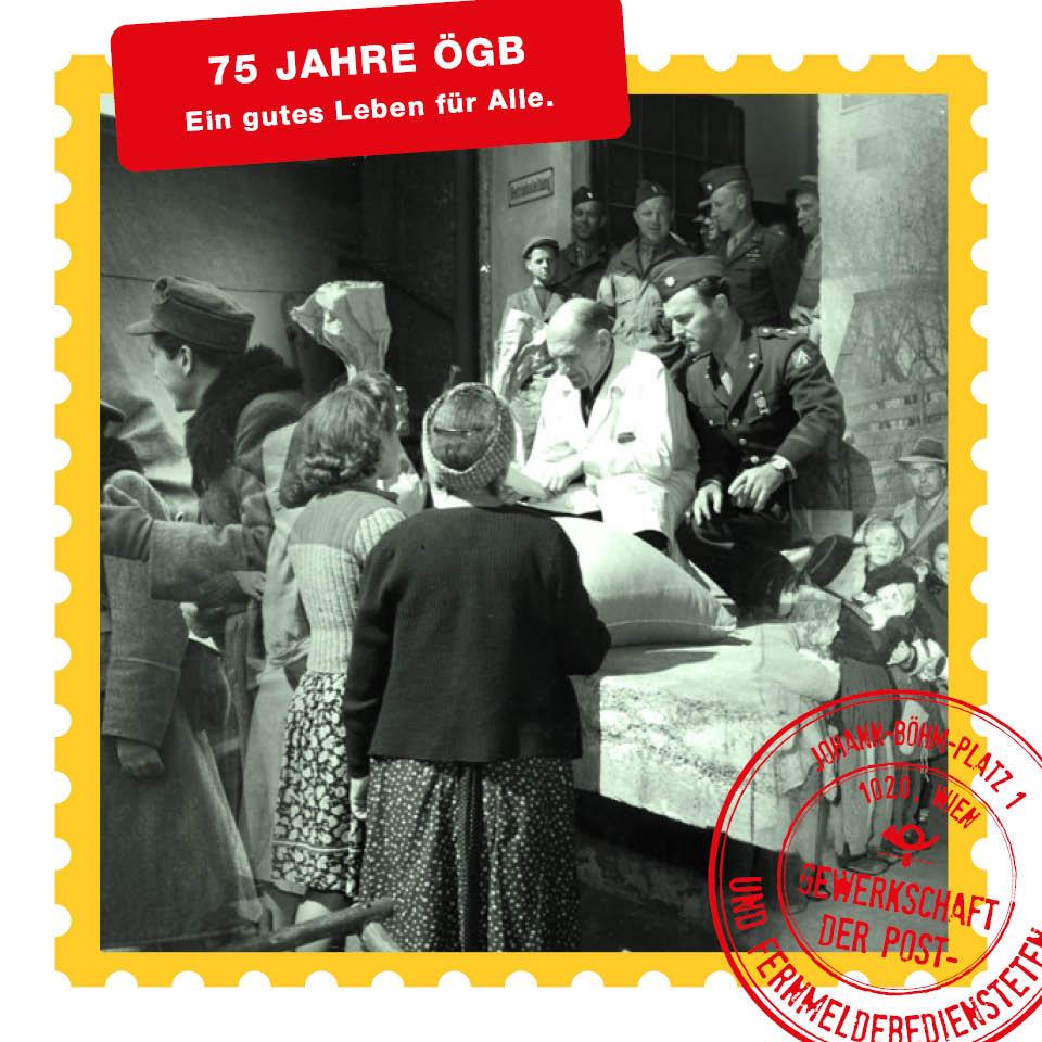 75 Jahre ÖGB_Beitragsbild