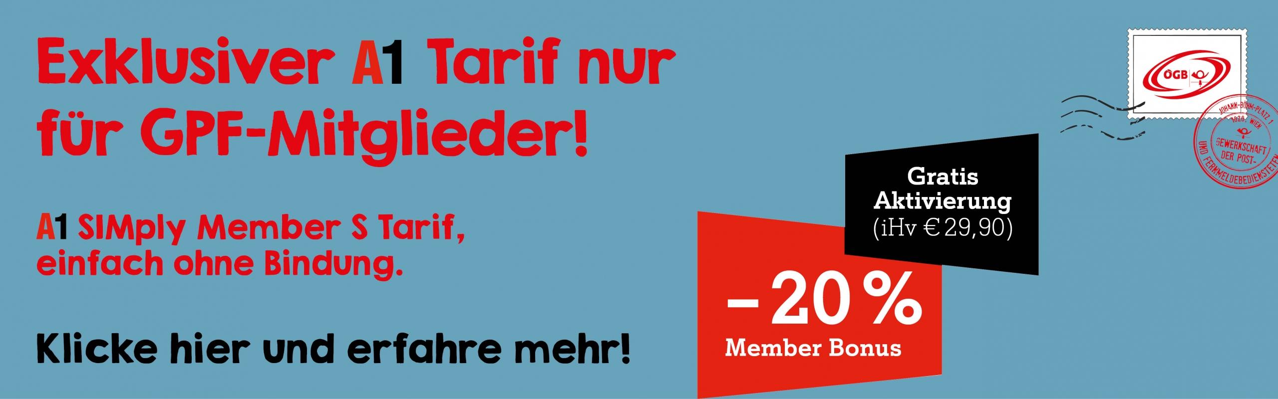 A1 Member Tarif_Banner