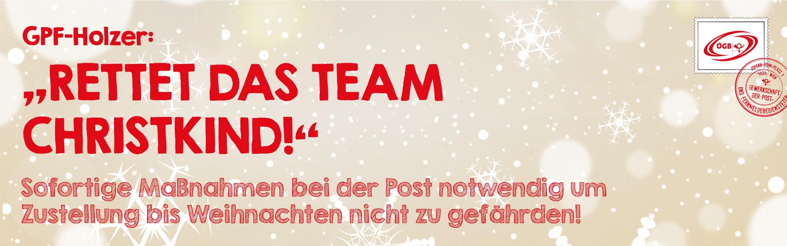 OTS_Rettet das Team Christkind_Banner