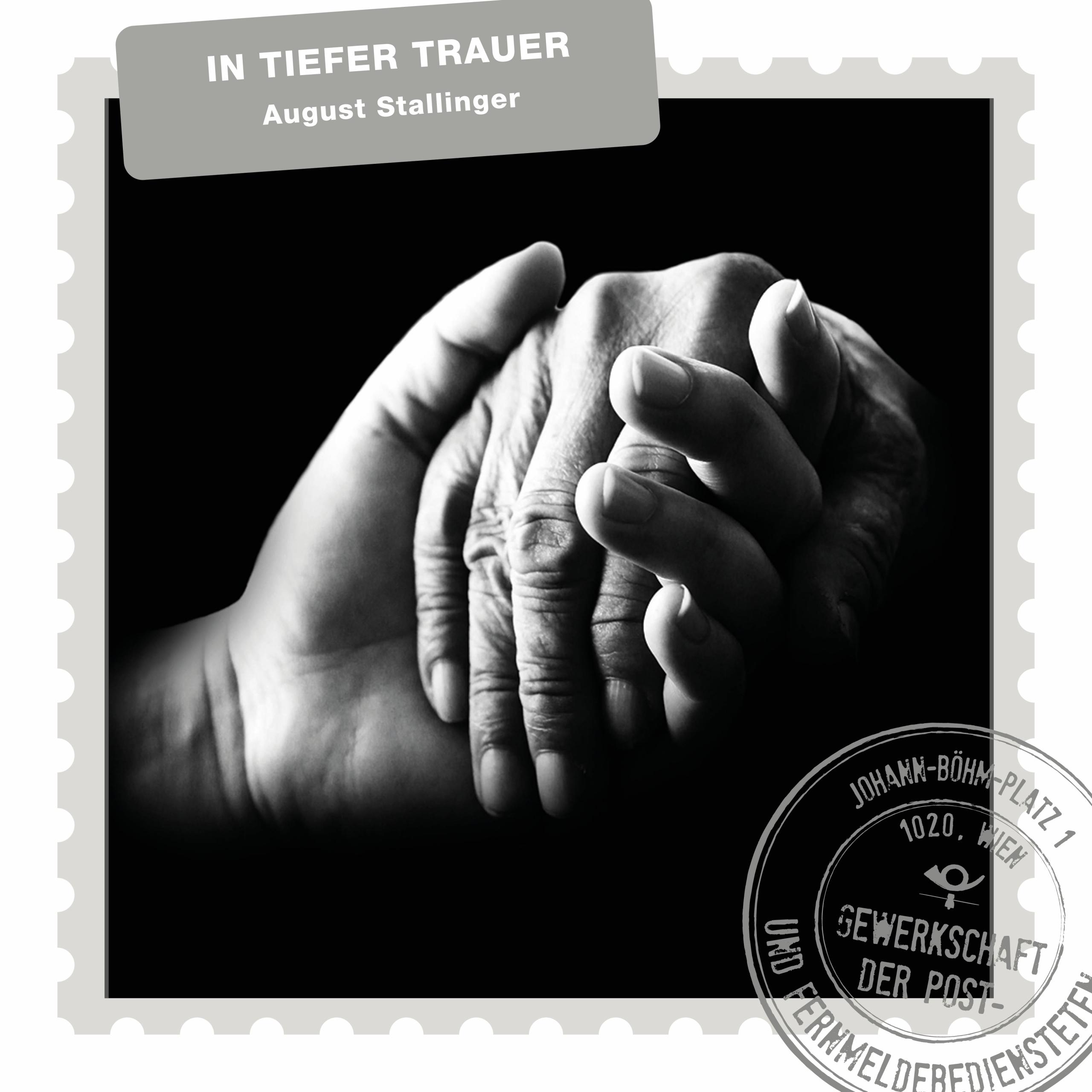 In Tiefer Trauer_August Stallinger_Beitragsbild