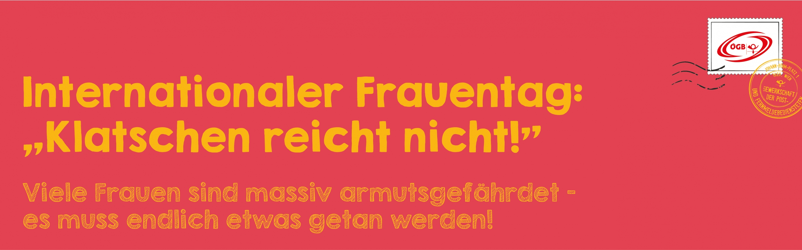 Internationaler Frauentag_Banner