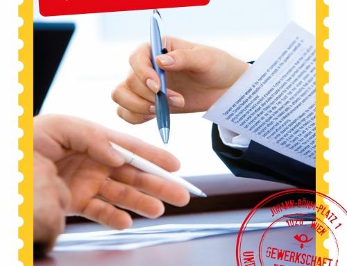 Termine für KV-Verhandlungen der Post AG vereinbart!