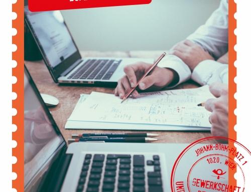 Start der Gehalts- und Kollektivvertragsverhandlungen bei der Post!