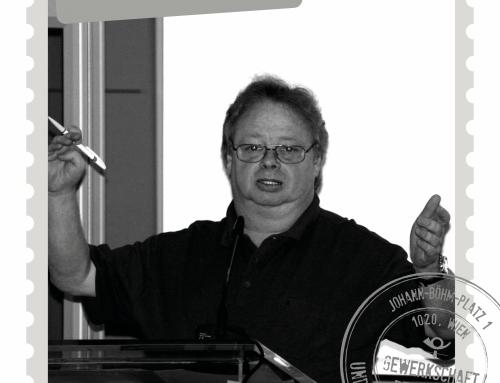 Gewerkschaft der Post- und Fernmeldebediensteten trauert um Ex-Vorsitzenden Gerhard Fritz