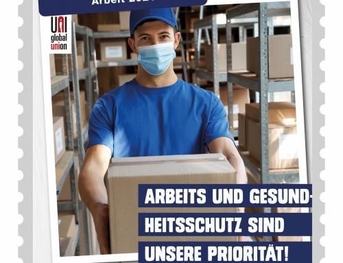 Welttag für menschenwürdige Arbeit 2021